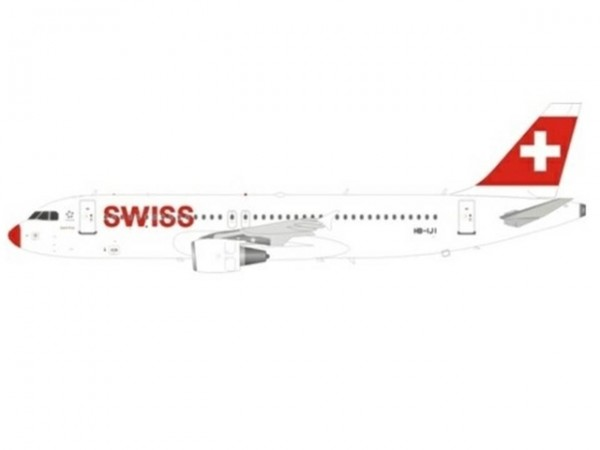 Airbus A320-200 Swiss International Air Lines