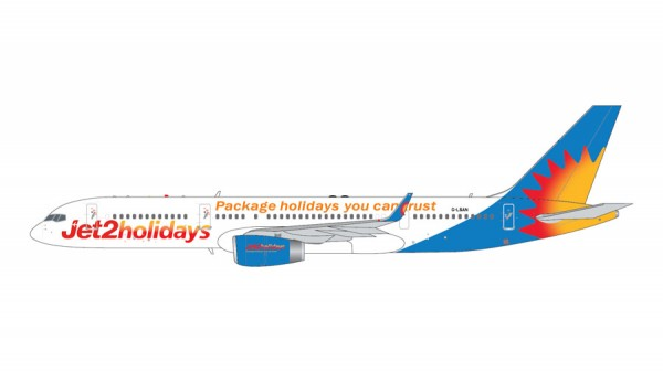 Boeing 757-200 Jet2Holidays