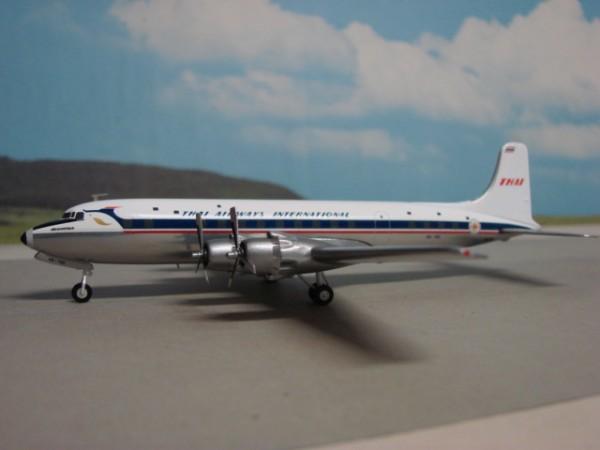 Douglas DC-6B Thai Airways International