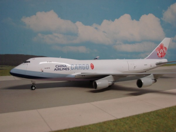 Boeing 747-400F China Airlines Cargo