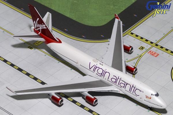 Boeing 747-400 Virgin Atlantic