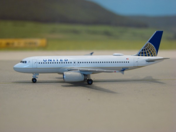 Airbus A320-200 United Airlines
