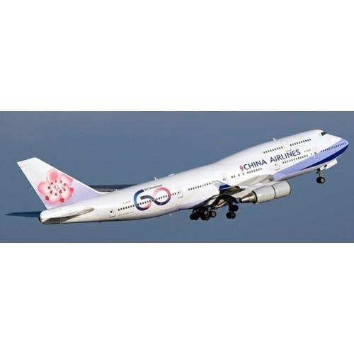 Boeing 747-400 China Airlines