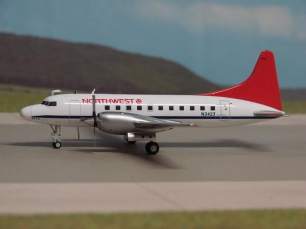 Convair CV-580 Northwest Airlines