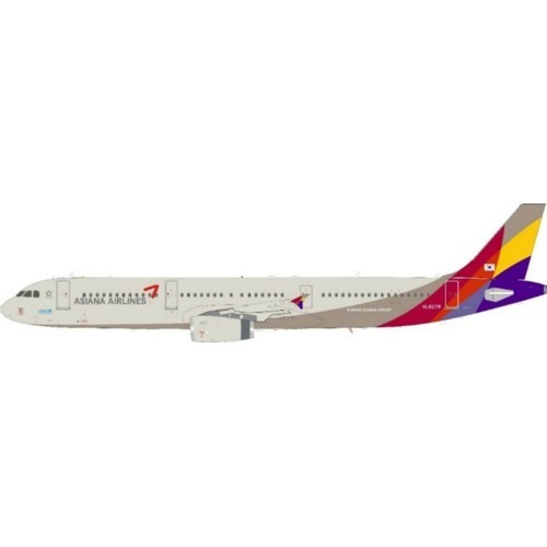 Airbus A321-200 Asiana Airlines