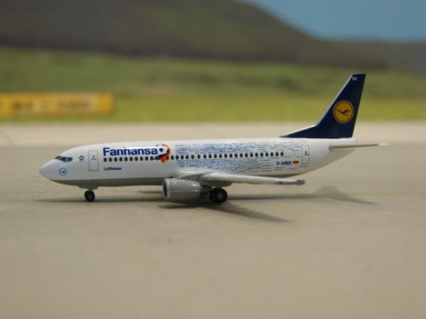 Boeing 737-300 Lufthansa