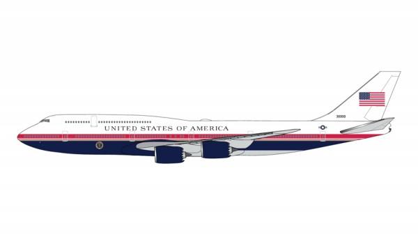 Boeing 747-8I/VC-25B US Air Force