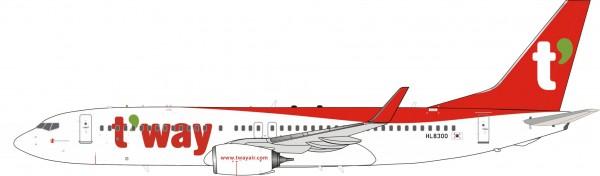 Boeing 737-800 Tway Air