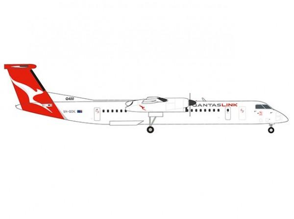 Bombardier Q400 Qantas Link