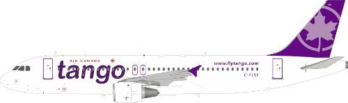 Airbus A320-200 Air Canada Tango