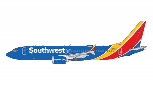 Boeing 737 MAX8 Southwest Airlines
