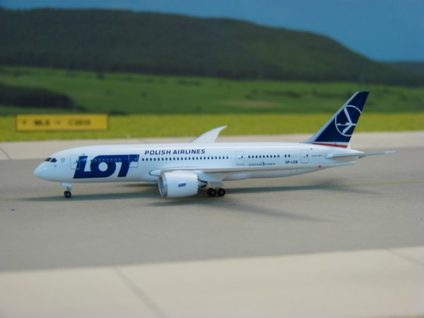 Boeing 787-8 LOT Polish Airlines