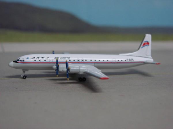 Ilyushin IL-18 Air Koryo