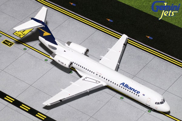 Fokker 100 Alliance Airlines