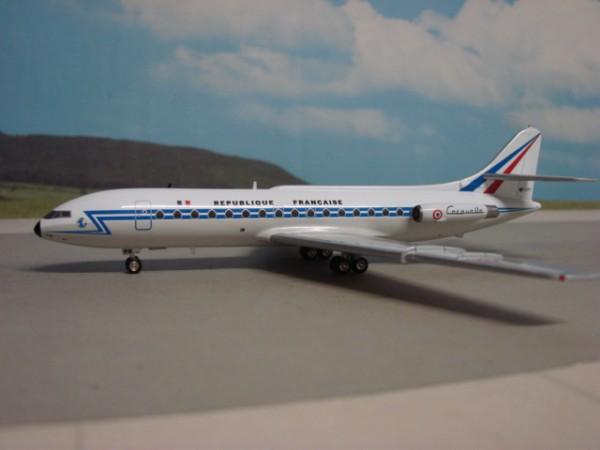 Sud Aviation SE-210 Caravelle III Republique Francaise