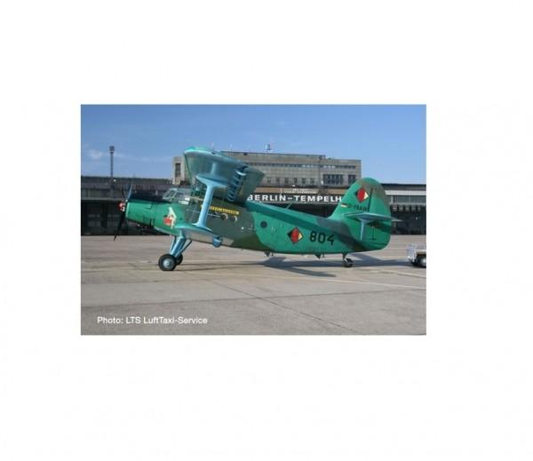 Antonov AN-2 LTS Luft Taxi Service