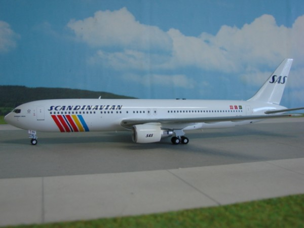 Boeing 767-200 SAS Scandinavian Airlines