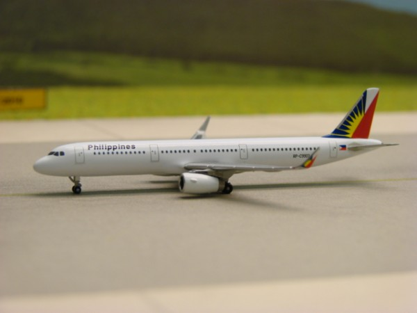 Airbus A321-200SL Philippine Airlines