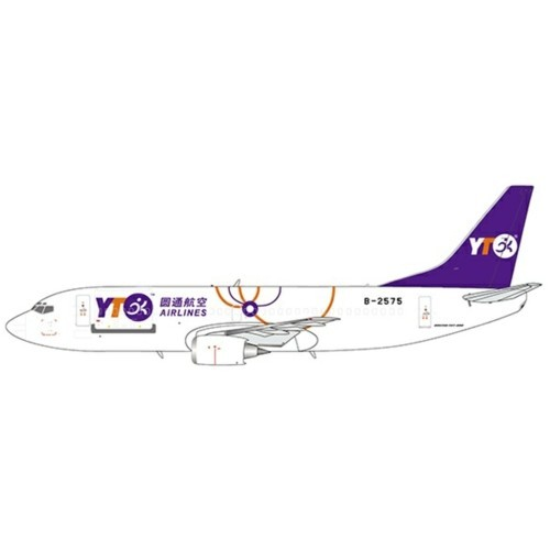 Boeing 737-300(SF) YTO Cargo Airlines