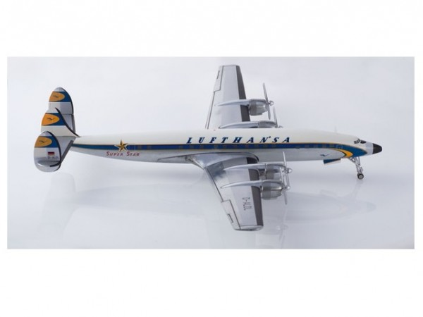 Lockheed L-1649A Super Star Lufthansa