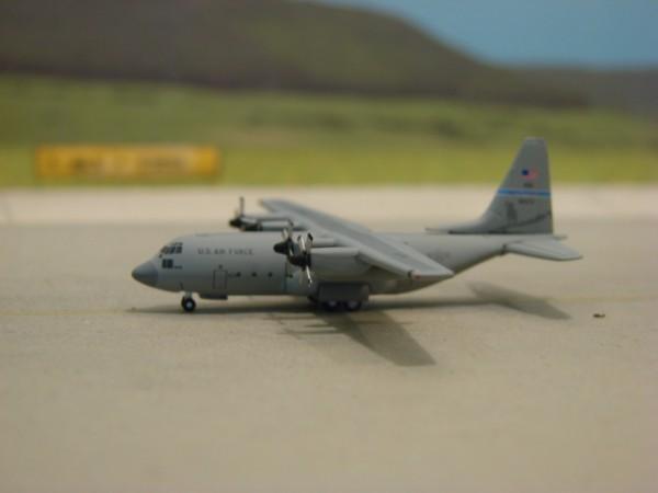 Lockheed C-130H Hercules U.S. Air Force