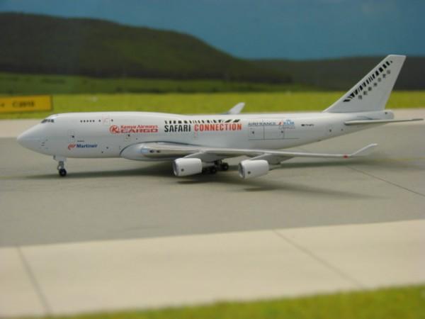 Boeing 747-400BCF Kenya Airways/Martinair Cargo