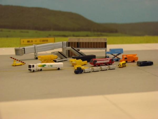 Scenix Flughafenzubehör I