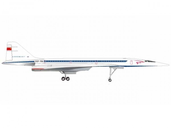 Tupolev TU-144D Tupolev Design Bureau