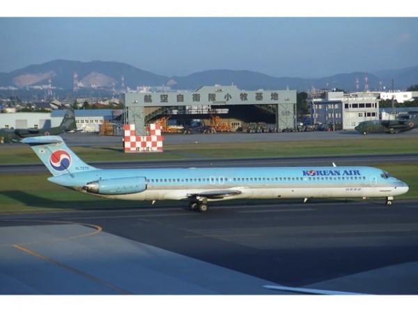 McDonnell Douglas MD-83 Korean Air