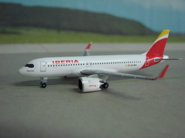 Airbus A320neo Iberia