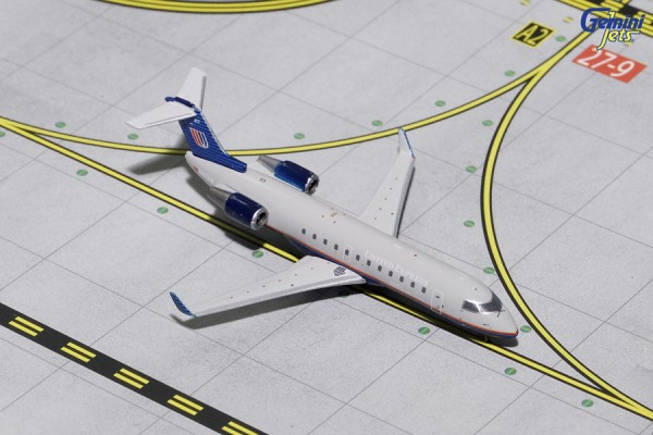 Bombardier CRJ-200 United Express
