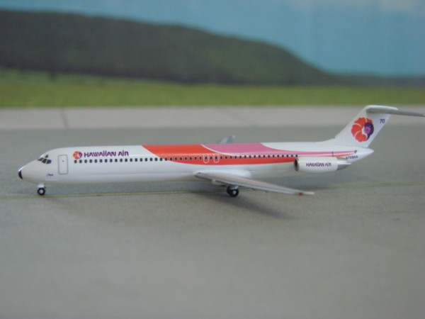 McDonnell DC-9-50 Hawaiian Airlines