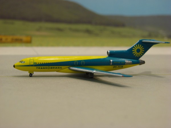 Boeing 727-100 TransBrasil