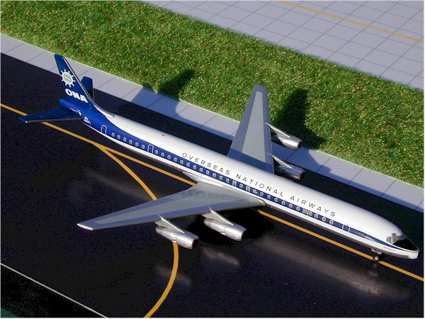 Douglas DC-8-61 Overseas National Airways