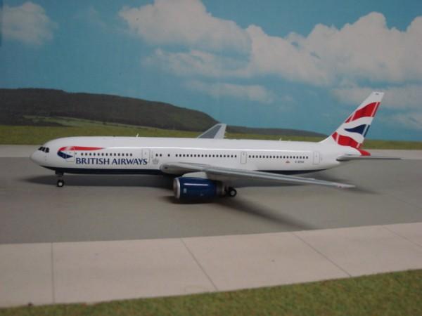 Boeing 767-300ER British Airways