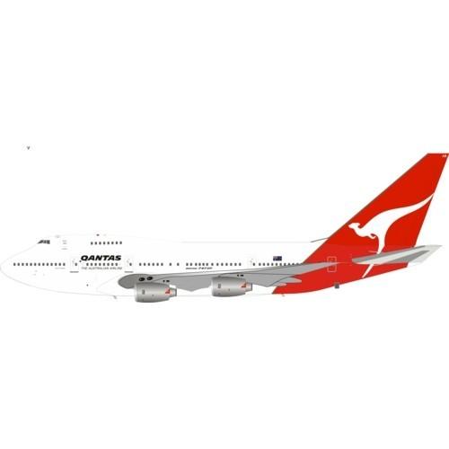 Boeing 747SP Qantas