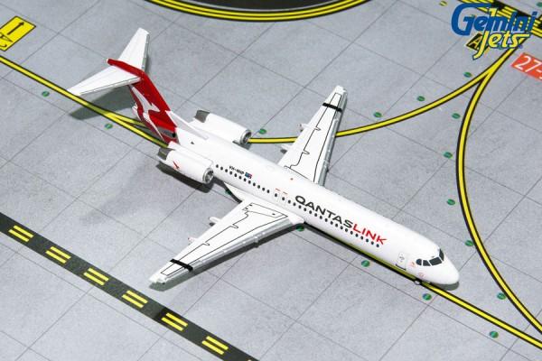 Fokker F-100 QantasLink