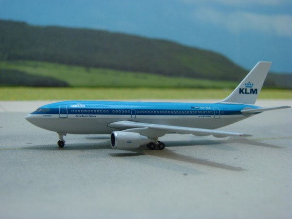 Airbus A310-200 KLM Royal Dutch Airlines