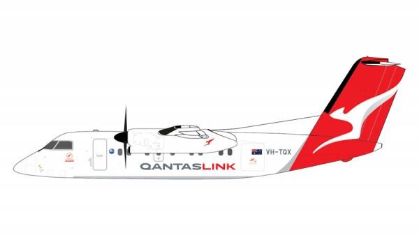 Bombardier Dash 8-Q200 Qantas Link