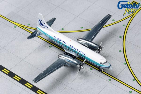 Convair CV-580 North Central Airways