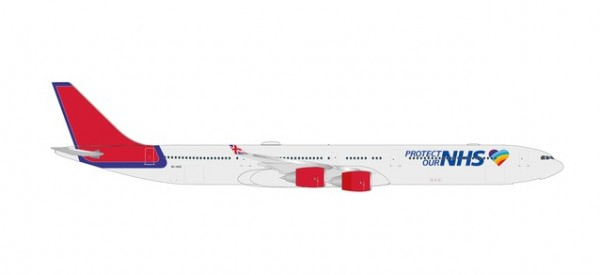 Airbus A340-600 Maleth Aero