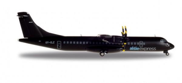 ATR 72-500 Alsie Air