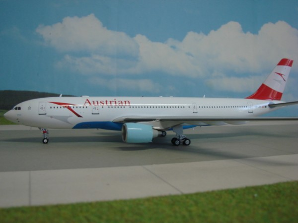 Airbus A330-200 Austrian Airlines