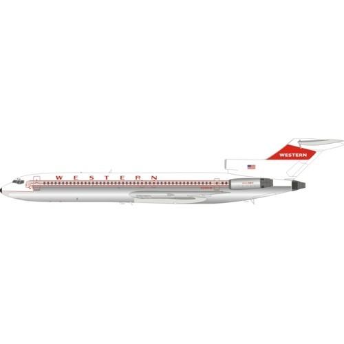 Boeing 727-200 Western Airlines