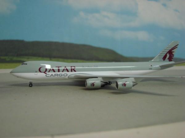 Boeing 747-8F Qatar Airways Cargo
