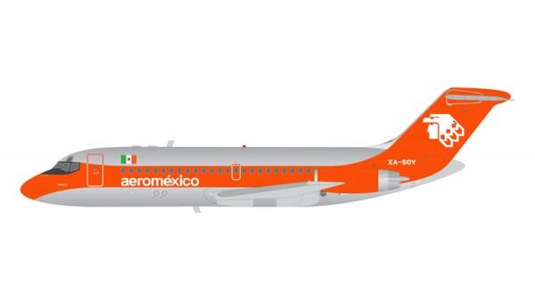 McDonnell-Douglas DC-9-15 Aeromexico