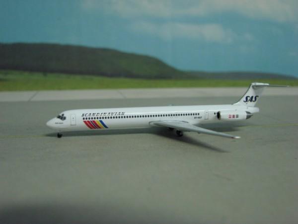 McDonnell Douglas MD-82 SAS Scandinavian Airlines