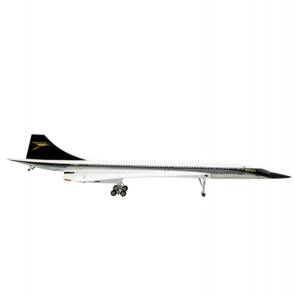 Aérospatiale-BAC Concorde BOAC