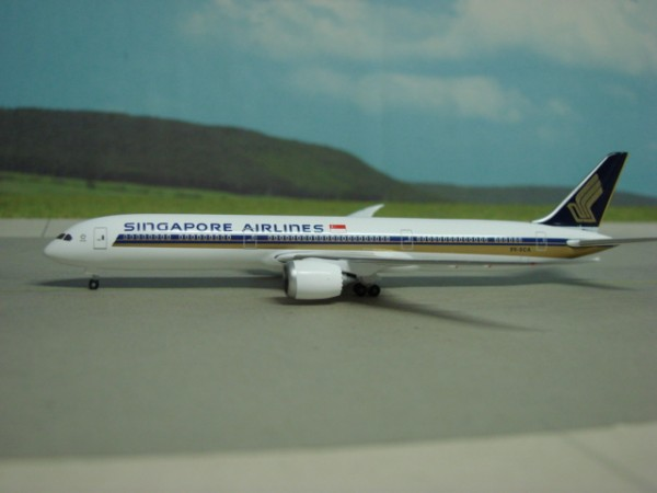 Boeing 787-10 Singapore Airlines
