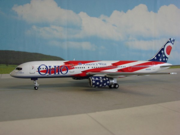 Boeing 757-200 America West Airlines